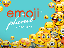 Играть онлайн в Emoji Planet Video Slot